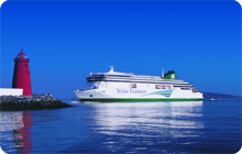 Stag party travel idea: Irish ferries