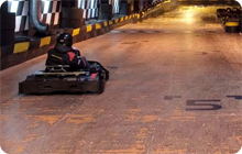 Liverpool stag party activity idea: Go karting
