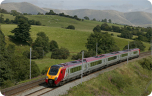 Brighton stag party travel idea: Rail