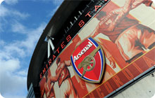 London stag do idea: Arsenal stadium tour