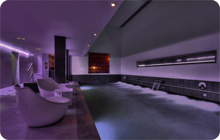 Sophisticated hen party idea: Glasgow spa