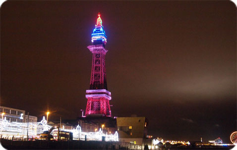 Blackpool stag do ideas: Top 5