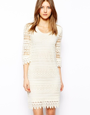Asos little white dress