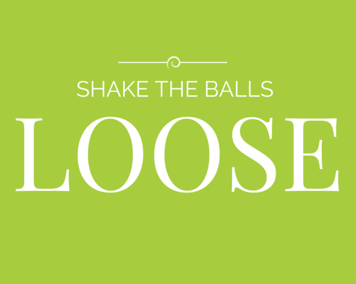 SHAKE THE BALLS LOOSE GAME