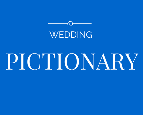 Weddong Pictionary header image