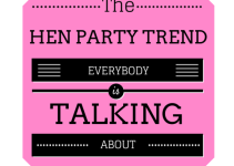 THE LATEST HEN APRTY TREND