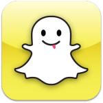 snap chat app logo
