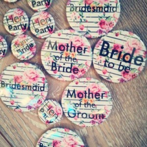 personalised badges under £2